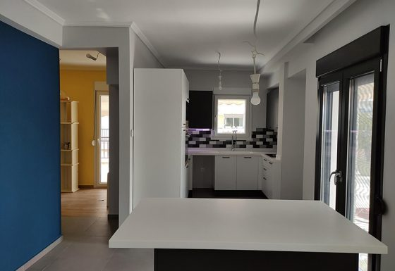 Appartment's Renovation in the center of Thessaloniki